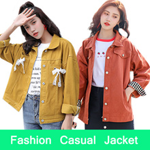 2019 Fashion Loose coat/casual jacket/knitted cardigan coat