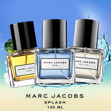 ★ MARCJACOBS ★100ML PERFUME COTTON / PEAR / RAIN EDT SPRAY UNISEX TESTER PACKAGING