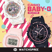 *CASIO GENUINE* CASIO BABY-G COLLECTION! Free Shipping and 1 Year Warranty!