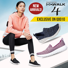 [SKECHERS GO WALK 4] EXCLUSIVE Sport Shoes. New Arrival! 100% Authentic. Unisex