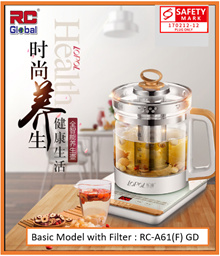 RC-Global Electric Teapot / Teapot / Health Teapot / Curing Pot / Traditional Chinese Medicine Cooke