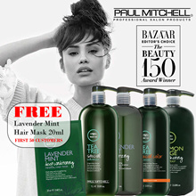 Paul Mitchell - Tea Tree Shampoo and Conditioner 1000ml FREE SAMPLE LIMITED