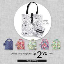 BUY 1 FREE 1 BUNDLE DEAL: TWO Tote Bags!