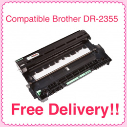 (SG Sales!) Compatible Brother Drum Unit DR-2355! For Used in HL-L2360DN / HL-L2365DW / DCP-L2540DW