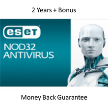ESET Smart Security ESET NOD32 Antivirus 2 Years (Limited Time Only)