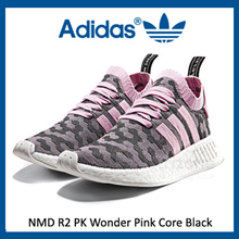 Adidas NMD R2 PK Wonder Pink Core Black (Code: BY9521)