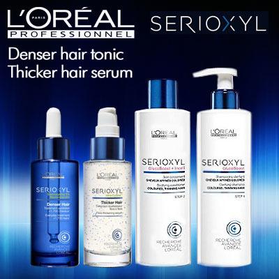 a8ae388cf BESTSELLING ☆Loreal SERIOXYL Hair Loss Tonic 90ML☆Tonic/ Shampoo/ Thicker  Hair Serum