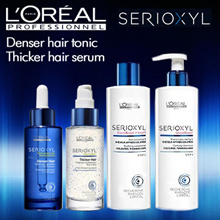 BESTSELLING ★Loreal SERIOXYL Hair Loss Tonic 90ML★Tonic/ Shampoo/ Thicker Hair Serum