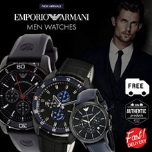 [CitiWatches] Emporio Armani Watches 100% Authentic Local Seller Fast Reliable Free Shipping