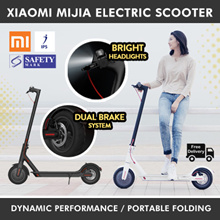 ⚡Best Price XiaoMi MiJia M365 Electric Scooter⚡ cart coupon  friendly⚡with one year warranty