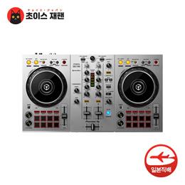 파이오니아 DJ DDJ-400-S 실버 일본 한정 모델