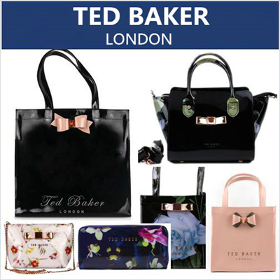 05bfe3760a5 2017 Ted Baker New butterfly jelly bag lady bag shoulder bag / Top Handle  Bag/