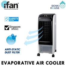 [iFan] IF7850/Evaporative Air Cooler with Anti-Static Dust Filter / Built-in ionizer