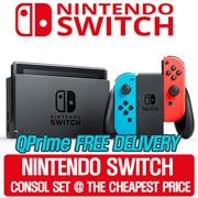 [SUPER SALE!] NEW HAD Version / Nintendo Switch Console Super Bundle