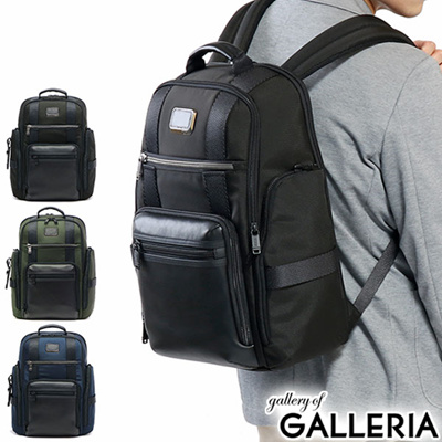 Japanese genuine  Tumi TUMI ALPHA BRAVO Alpha bravo rucksack London Roll- Top Backpack 812673170e764