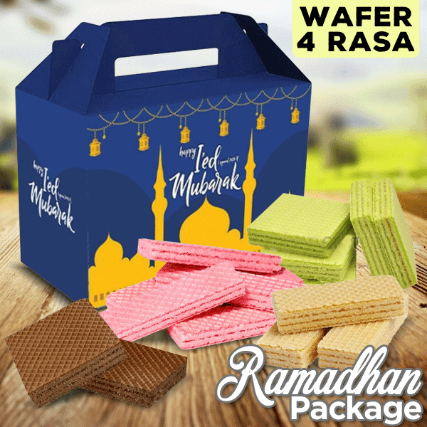 RAMADHAN PACKAGE Deals for only Rp99.000 instead of Rp99.000