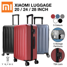 APPLY Q10 Coupon to SAVE more! XIAOMI Luggage in 20 24 28 Inch Original Product BEST PRICE GUARANTEE