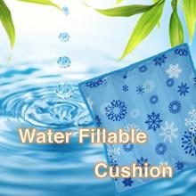 Water Fillable Cooling Cushion Mat / Car Seat / Pet cushion