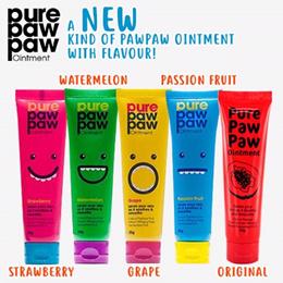 [PROMO] PURE PAW PAW OINTMENT 25G - AUSTRALIA. For burns/cuts/rash/diaper rash/LIPS/CRACK