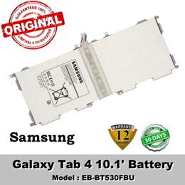 Original Samsung Galaxy Tab 4 10.1 T530 Battery Model EB-BT530FBU Battery 1 Year Warranty