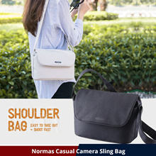 ★Elecom Japan★2Way NORMAS Shoulder Bag/ Girl Sling Bag / Mini Camera Bag / For tourist