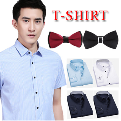 a09ac01fe6224 Men Business Top Shirts Shorts Sleeve Fashion Casual Blouse 2019 New Plus  Size