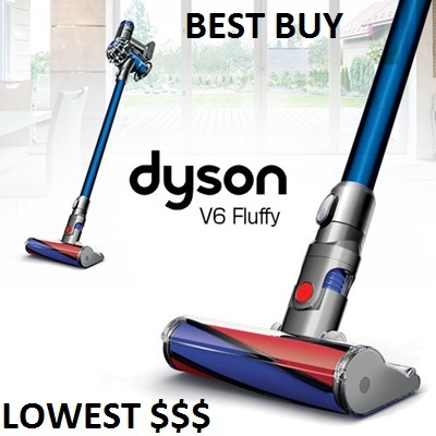Fit To Viewer Prev Next Dyson V6 Fluffy CORDLESS VACUUM CLEANER