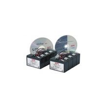 [UPS 送料無料 ]  APC  [Smart-UPS 3000RM] 入れ替え用 RBC12 バッテリー/APC 12V 7.2AH ES-Type Battery 8 Cell