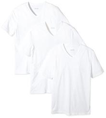 Direct from Germany - BOSS Hugo Herren T-Shirt Shirt SS VN 3P BM 10111875 01,  3er Pack-50236739