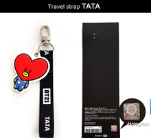 [ BT21 ] TRAVEL WRIST STRAP