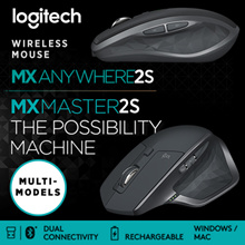 SUPER DEAL Logitech MX Master 2S | Anywhere 2S Wireless Mouse