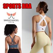 ^SweetangelShop Local Seller/Exchange^ Sports Bra Yoga Zumba Gym Running Bra