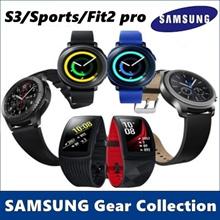 SAMSUNG Gear Collection ? Gear Fit2 Pro / Gear Sport / Gear S3 / Gear Fit2