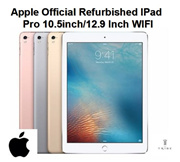 Apple Official Refurbished IPad Pro 10.5inch/12.9 Inch WIFI 54/256/512 2015/2017 edition