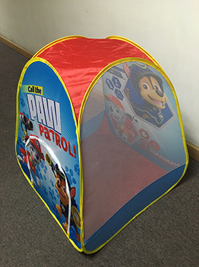 the best attitude 754db 71926 Qoolife Mall」- Paw Patrol - Camping Tents (Explorer S Tent)