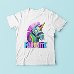 58cc157c77e6a store fortnite llama funny tshirt men 2018 summer new white casual creative  cool homme t shirt