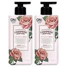 [Skin moisturizing, ck-099] On the Body Cashmere Perfume Body Lotion Sweet Love Skin Moisturizing mo