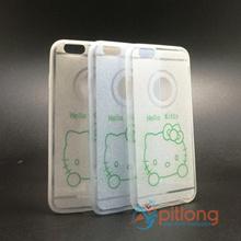 IPHONE 6 6S HK CARTOON SOFT TPU CASE ( WHITE )
