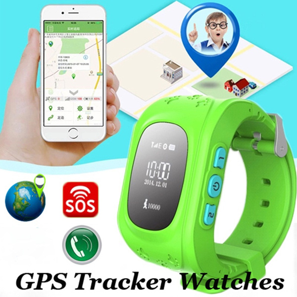 [LIMITED STOCK]JAM TANGAN GPS ANAK-GPS TRACKER-SOS ALERT-CALLING-HISTORICAL MAP-ALARM-PEDOMETER Deals for only Rp350.000 instead of Rp350.000