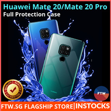 [NEW ARRIVAL!!] Huawei Mate 20/Mate 20 Pro/Huawei Mate 20 X/P20 Pro Casing Case Japan Tempered Glass