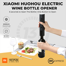 [New] Xiaomi HuoHou/Circle Joy Electric Wine Bottle Opener | Circle Joy Stainless Steel Wine Stopper