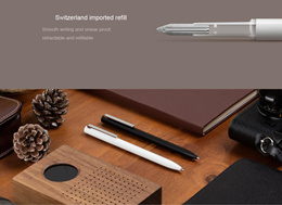 Original Xiaomi Mijia 0.5mm Sign Roller Pen