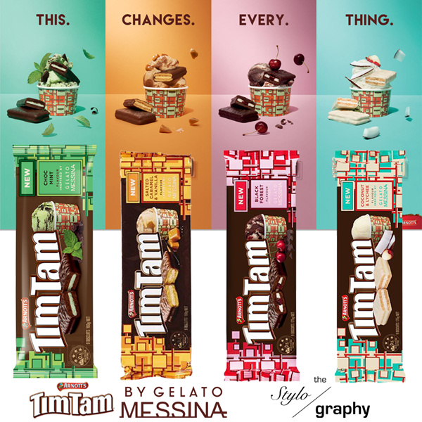 TIM TAM | MESSINA | GELATO | AUSTRALIA | LIMITED EDITION Deals for only S$10 instead of S$0