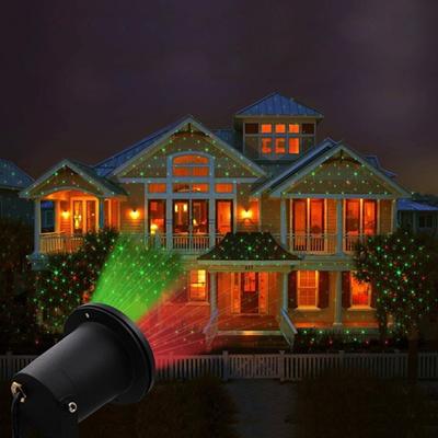 Christmas Light Projector.Christmas Light Projector Outdoor Garden Waterproof Ip65 Remote Control Showers Red Green Decoration
