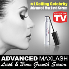 ❤VIRAL IN US❤ MAXLASH Authentic Eyelash Serum❤AS SEEN ON TV❤THE FASTEST-ACTING AND MOST POWERFUL