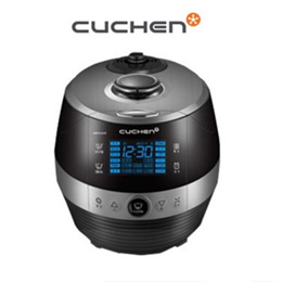 [CUCHEN] Premium Rice Cooker CJS-FA0605V for 6~8 servings / electric cooking rice / steamer steamed