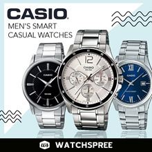 *APPLY SHOP COUPON* Casio Smart Casual Watches For Him. Free Shipping and 1 Year Warranty.