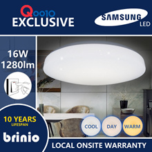 [Qoo10 Exclusive Set] BR-C111X N3 SERIES TRI-COLOR LED CEILING LAMP😊 EYE-PROTECTION 😊