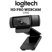 LOGITECH HD PRO WEBCAM C920 / 2 Years Warranty