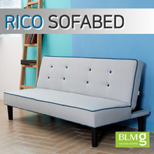 Lico Sofabed★Fabric★Slim Sofa★Furniture★Chair★Sofa Bed★Gift★Living